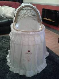 Baby crib hairloom