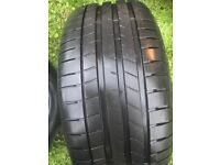 GOODYEAR EAGLE F1 TYRES 235/50/17