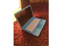 Brand New HP Baby Blue Laptop