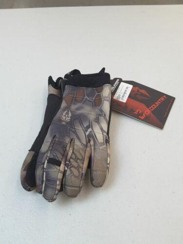 Kryptek Mens Gunfighter Gloves , Large