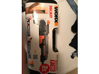 Brand new Worx F30 Multi Tool. Never been Opened. Selling as already have one.