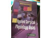 MRCS prep book surgical physiology viva
