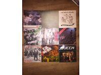 Assorted vinyl, 7 inch singles