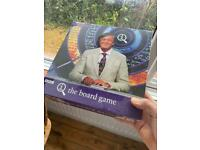 QI board game - unused