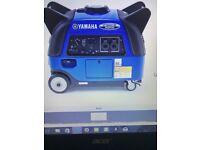 Yamaha generator ef3000ise
