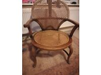 Antique Wylie and Lochhead Chair STUNNING