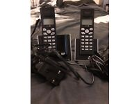 Doro Duo Cordless Phone with Answering Machine