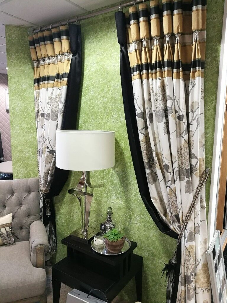 Designer Nina Campbell Curtains In Ballymena County Antrim