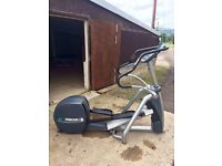 Various used gym equipment commercial or home