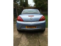Vauxhall Tigra 1.4 Sport Convertible