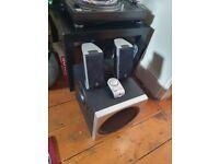 Logitech Z-2300 Subwoofer Speaker 200 Watt THX Certified