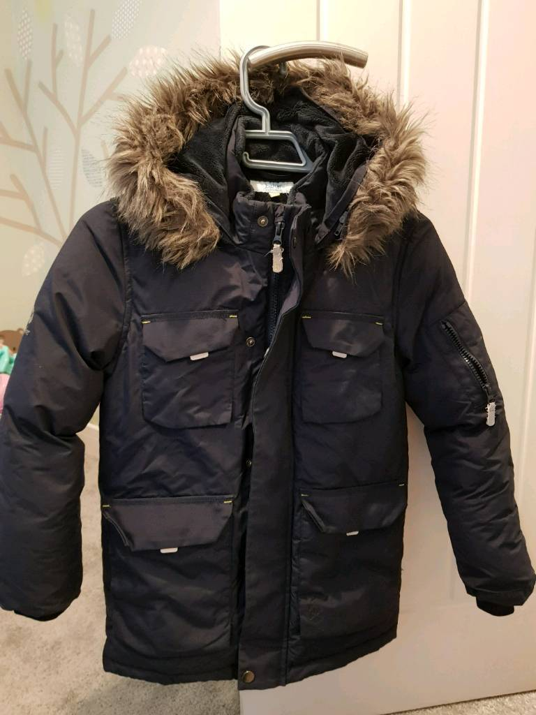 Boy's Ted Baker Coat Age 11
