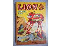 LION ANNUAL 1958.