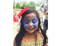 CHILDREN FACE PAINTING (F2F)