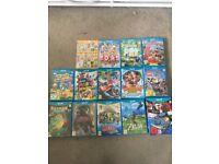 Nintendo Wii U 32GB with 15 games!