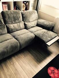 Sienna 3-Seater Recliner Sofa
