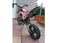 Wpb 160cc pitbike