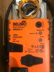 Belimo damper actuator NM24A-V brand new