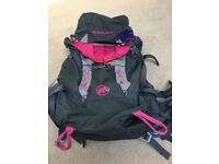 Mammut back pack TREA Element 25