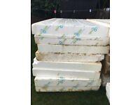 polystyrene insulation sheets 2.4 x 1.2