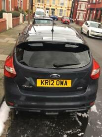 Ford Focus Zetec S appearance pack