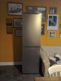 Hotpoint frost free fridge freezer, good condition, £100 ono