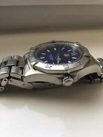 Tag Heuer 2000 professional series