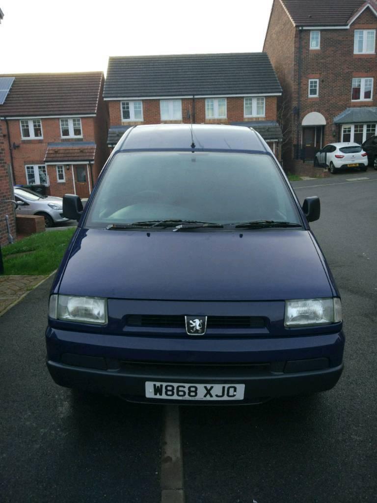 Peugeot expert Day Van
