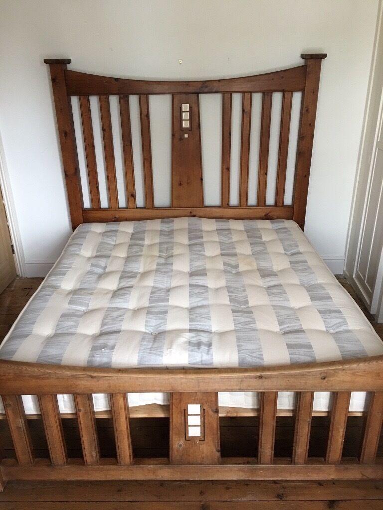 27c3530d59d6 Super King Size Oak Four Poster Bed