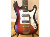 Satellite electric guitar vintage 65t