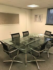 Camperdown Business Centre - Managed Serviced Office Space to Rent - from £135.00 per Month
