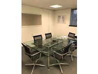 Flexible Managed Serviced Office Space to Rent - from £125.00 per Month