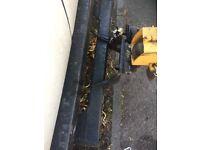 Transit t260 tow bar £40 / breaking