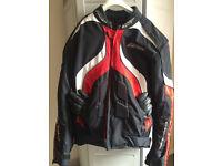 """Motor cycle Jacket 34"""""""