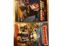 2 Family Friendly DVD's (PG)