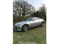 Nissan 350z GT 2004, only 56250 miles