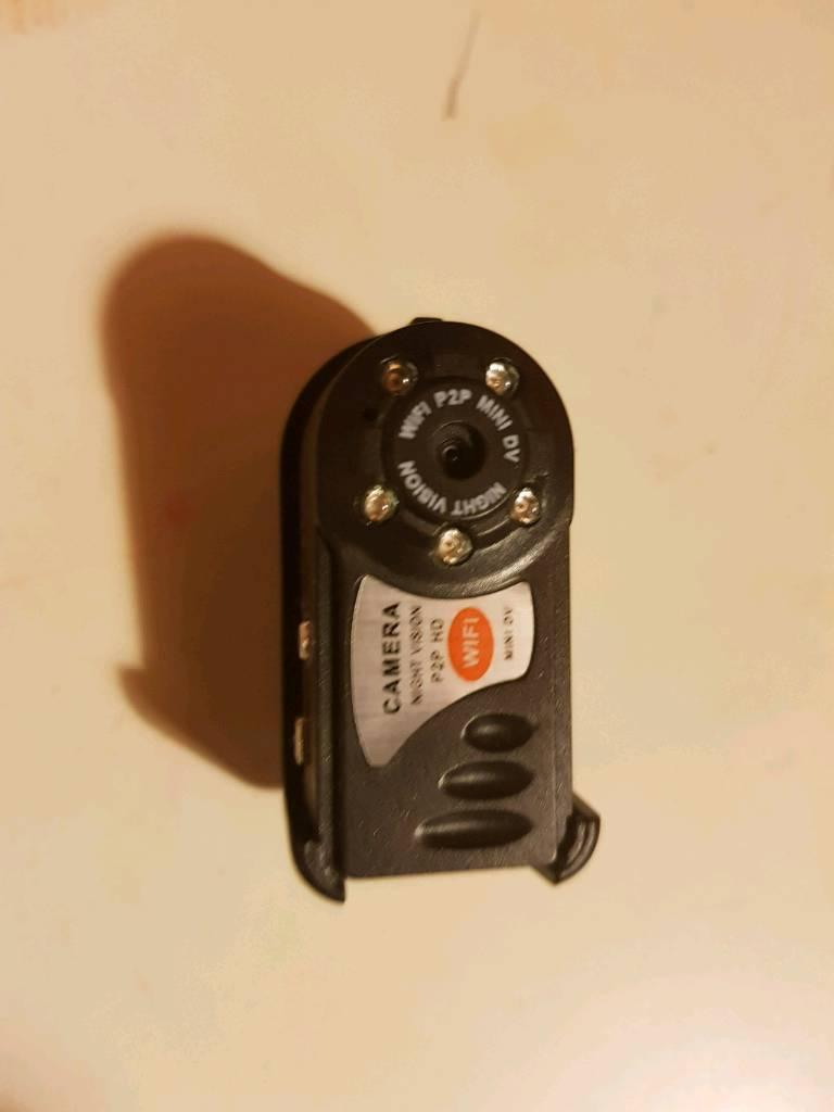 Wi-Fi spy camera