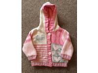 Next lined jacket 12-18 months