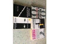 Malorie Blackman Noughts And Crosses series (5 Books)
