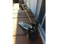 Bass Drum Pedal - Good Working Order - Bristol