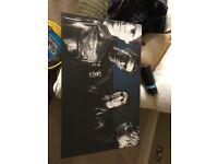 Angels and Airwaves Canvas ( music, art, memorabilia, Tom Delonge )