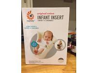 Ergo baby infant insert