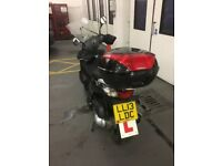 Honda PS125 Bike For Sale 2013, Low mileage