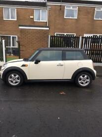 Mini Cooper d low miles low tax
