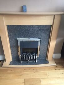 Fire Place in very good condition