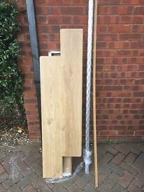 Quickstep oak Laminate Flooring