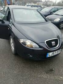 Seat Leon Stylance 1.9 tdi black 5 door 85000 aux port