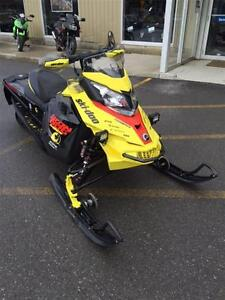 2015 ski-doo MX Z XRS Iron Dog 800 E-tec