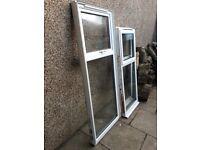 3no. PVC Windows