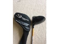 Adams S series golf driver